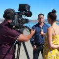 Te Kaea, Māori Television, interviewing Shayne Walker about Tuku Whenua